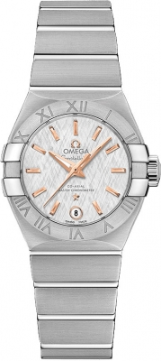 Omega Constellation Co-Axial Master Chronometer 27mm 127.10.27.20.02.001
