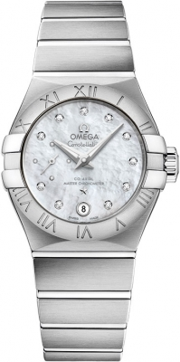 Omega Constellation Co-Axial Automatic Small Seconds 27mm 127.10.27.20.55.001