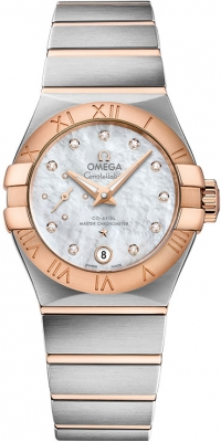 Omega Constellation Co-Axial Automatic Small Seconds 27mm 127.20.27.20.55.001