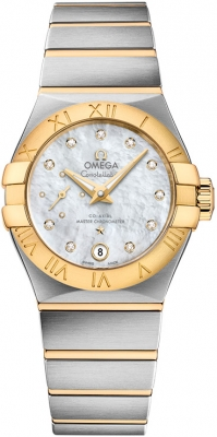 Omega Constellation Co-Axial Automatic Small Seconds 27mm 127.20.27.20.55.002
