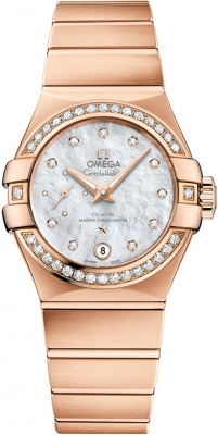 Omega Constellation Co-Axial Automatic Small Seconds 27mm 127.55.27.20.55.001