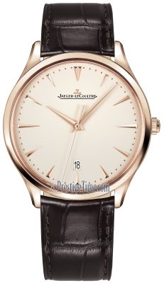 Jaeger LeCoultre Master Ultra Thin Date Automatic 40mm 1282510
