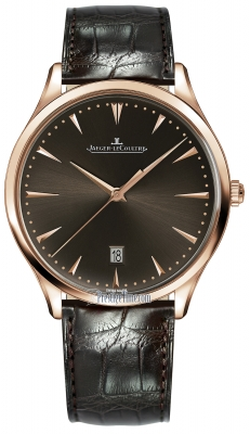 Jaeger LeCoultre Master Ultra Thin Date Automatic 40mm 128255j