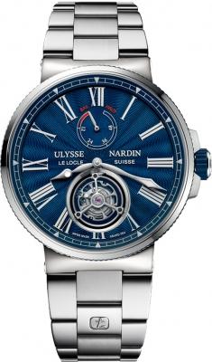 Ulysse Nardin Marine Tourbillon 43mm 1283-181-7m/e3