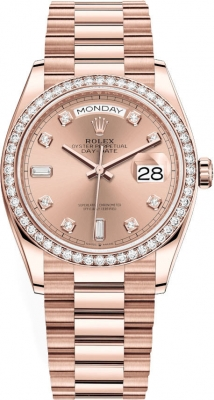 128345RBR Rose Diamond