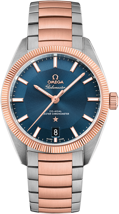 130 20 39 21 03 001 Omega Globemaster 39mm Mens Watch