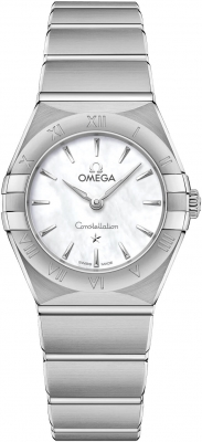 Omega Constellation Quartz 25mm 131.10.25.60.05.001