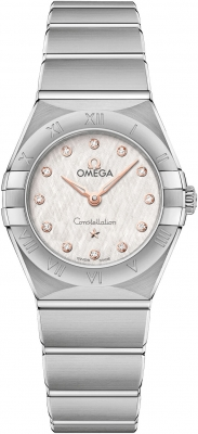 Omega Constellation Quartz 25mm 131.10.25.60.52.001