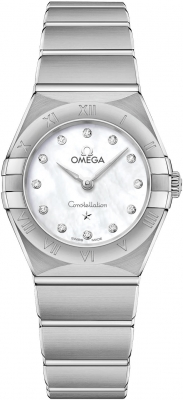 Omega Constellation Manhattan Quartz 25mm 131.10.25.60.55.001
