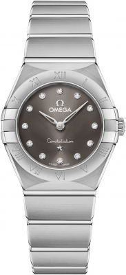 Omega Constellation Quartz 25mm 131.10.25.60.56.001