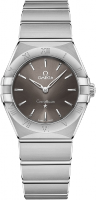 Omega Constellation Manhattan Quartz 28mm 131.10.28.60.06.001