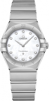 Omega Constellation Quartz 28mm 131.10.28.60.55.001