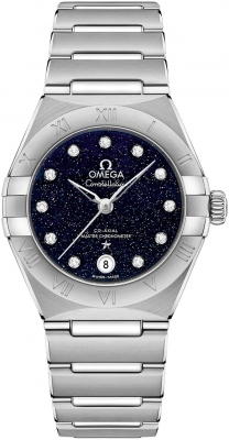 Omega Constellation Co-Axial Master Chronometer 29mm 131.10.29.20.53.001