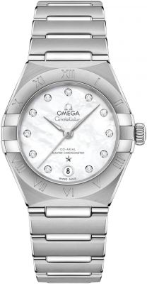 Omega Constellation Co-Axial Master Chronometer 29mm 131.10.29.20.55.001
