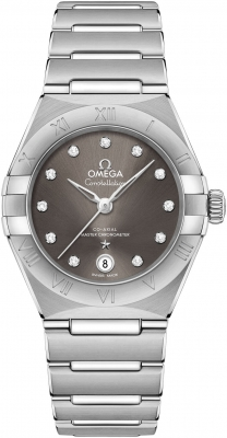 Omega Constellation Manhattan Co-Axial Master Chronometer 29mm 131.10.29.20.56.001