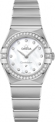 Omega Constellation Manhattan Quartz 25mm 131.15.25.60.55.001