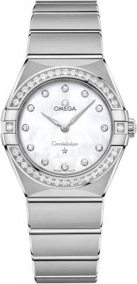Omega Constellation Quartz 28mm 131.15.28.60.55.001