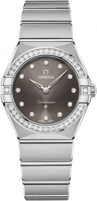 Omega Constellation Quartz 28mm 131.15.28.60.56.001