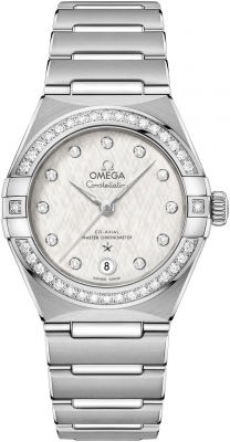 Omega Constellation Manhattan Co-Axial Master Chronometer 29mm 131.15.29.20.52.001