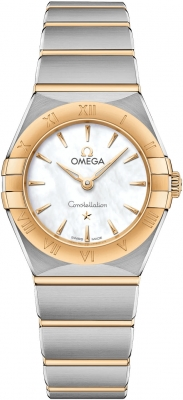 Omega Constellation Quartz 25mm 131.20.25.60.05.002