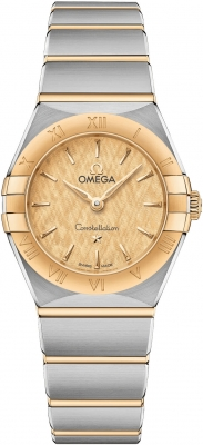 Omega Constellation Quartz 25mm 131.20.25.60.08.001