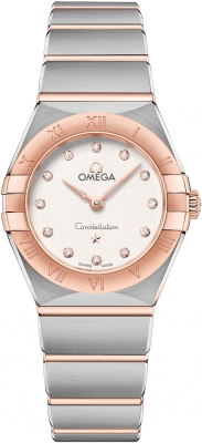 Omega Constellation Manhattan Quartz 25mm 131.20.25.60.52.001