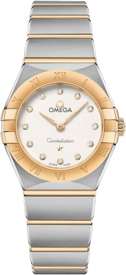 Omega Constellation Quartz 25mm 131.20.25.60.52.002