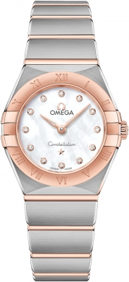 Omega Constellation Quartz 25mm 131.20.25.60.55.001