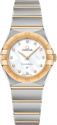 Omega Constellation Quartz 25mm 131.20.25.60.55.002
