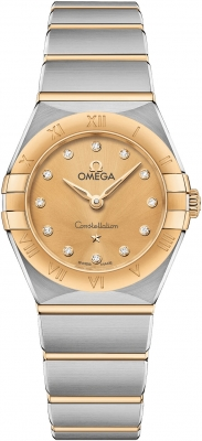 Omega Constellation Manhattan Quartz 25mm 131.20.25.60.58.001