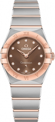 Omega Constellation Quartz 25mm 131.20.25.60.63.001