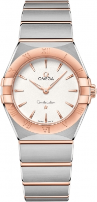 Omega Constellation Quartz 28mm 131.20.28.60.02.001