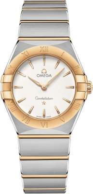Omega Constellation Manhattan Quartz 28mm 131.20.28.60.02.002