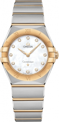 Omega Constellation Quartz 28mm 131.20.28.60.55.002