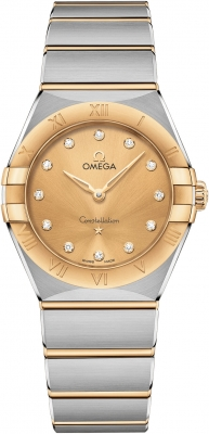 Omega Constellation Quartz 28mm 131.20.28.60.58.001