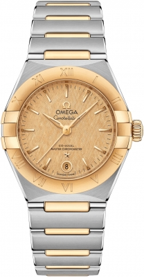 Omega Constellation Manhattan Co-Axial Master Chronometer 29mm 131.20.29.20.08.001