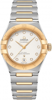 Omega Constellation Co-Axial Master Chronometer 29mm 131.20.29.20.52.002