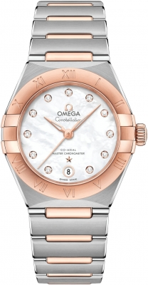 Omega Constellation Co-Axial Master Chronometer 29mm 131.20.29.20.55.001