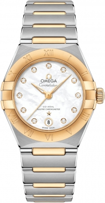 Omega Constellation Manhattan Co-Axial Master Chronometer 29mm 131.20.29.20.55.002