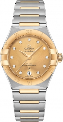 Omega Constellation Co-Axial Master Chronometer 29mm 131.20.29.20.58.001