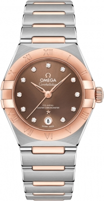 Omega Constellation Manhattan Co-Axial Master Chronometer 29mm 131.20.29.20.63.001