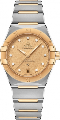 Omega Constellation Co-Axial Master Chronometer 36mm 131.20.36.20.58.001