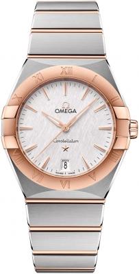 Omega Constellation Quartz 36mm 131.20.36.60.02.001