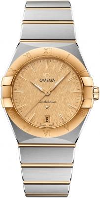 Omega Constellation Quartz 36mm 131.20.36.60.08.001