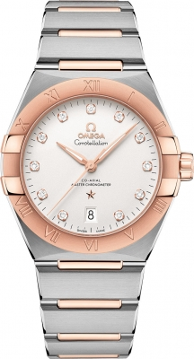 Omega Constellation Co-Axial Master Chronometer 39mm 131.20.39.20.52.001