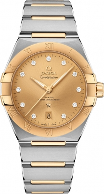 Omega Constellation Co-Axial Master Chronometer 39mm 131.20.39.20.58.001