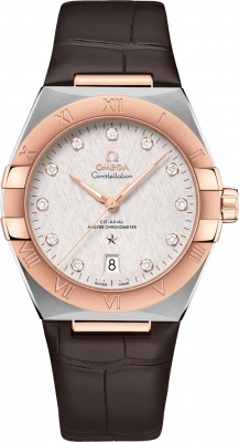 Omega Constellation Co-Axial Master Chronometer 39mm 131.23.39.20.52.001