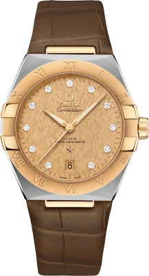 Omega Constellation Co-Axial Master Chronometer 39mm 131.23.39.20.58.001