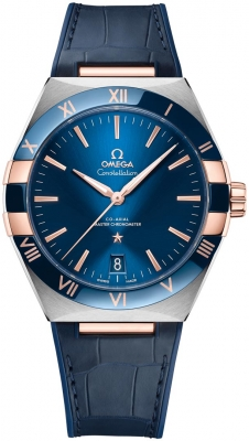 Omega Constellation Co-Axial Master Chronometer 41mm 131.23.41.21.03.001