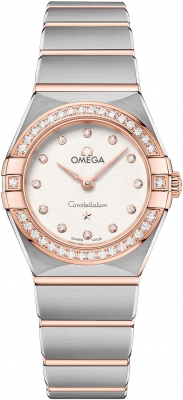 Omega Constellation Manhattan Quartz 25mm 131.25.25.60.52.001